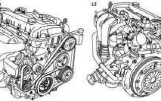Двигатели l3 mazda: технические характеристики, отзывы