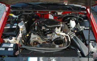 Двигатели шевроле блейзер: технические характеристики, надежность