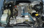 Двигатель m102 mercedes-benz: обзор и характеристики модификаций