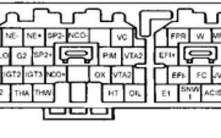 Двигатель toyota 1jz-ge: основные характеристики, эксплуатация и ремонт