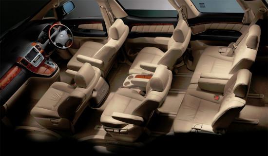 Двигатели Тойота Альфард: история, описание, характеристики
