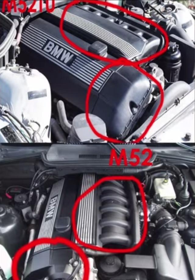 Двигатели m62b35, m62b35tu, m62tub35 bmw: описание, характеристики