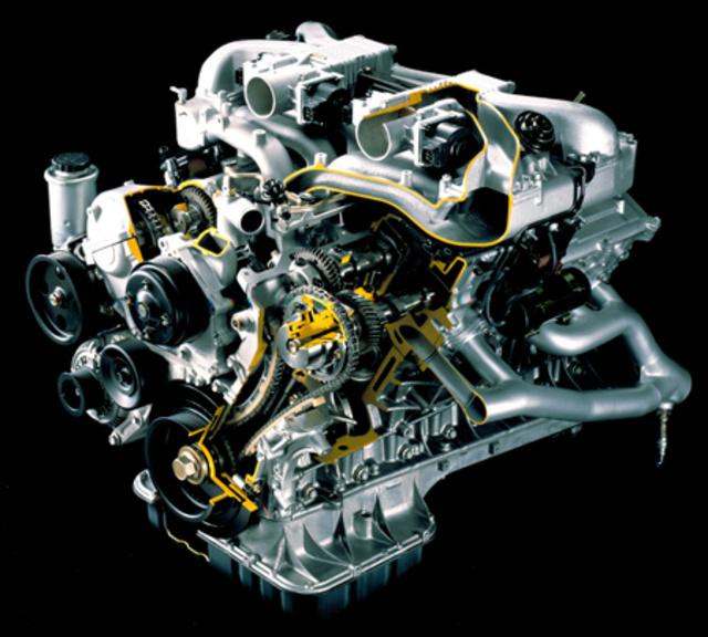Двигатель 1gz-fe toyota: история появления, характеристики, свап