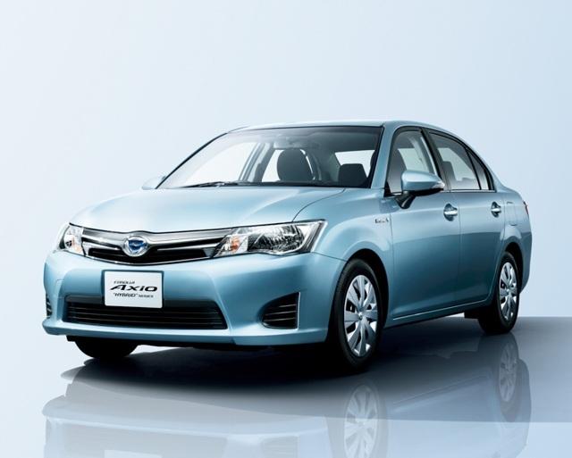 Двигатели Тойота Королла Аксио: описание, модели, характеристики