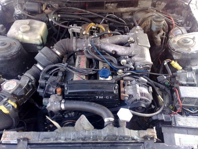 Двигатели 5m-eu, 5m-geu, 7m-ge, 7m-gteu toyota: характеристики, история