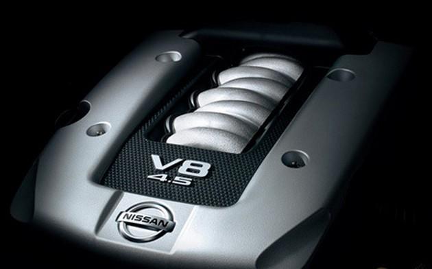 Двигатели vh41de, vh45de nissan: характеристики, возможности, на какие машины установлен