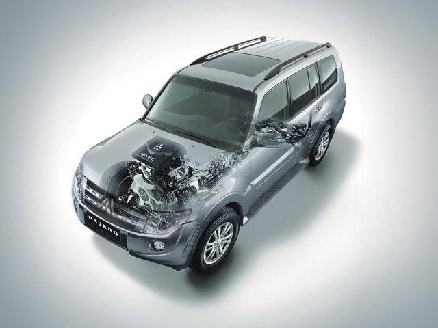 Двигатели Митсубиси Паджеро Джуниор: технические характеристики, надежность