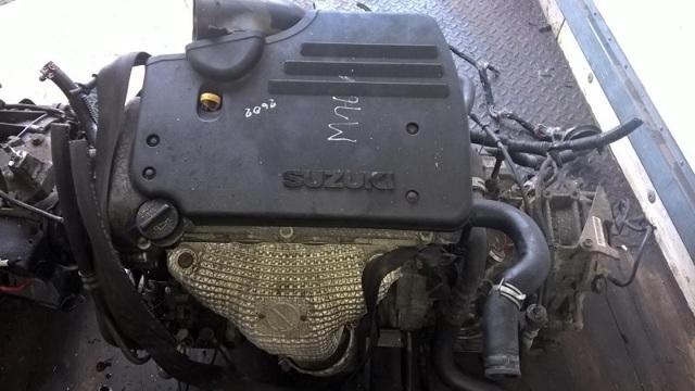 Двигатели Сузуки Лиана: технические характеристики, слабые места и ремонтопригодность