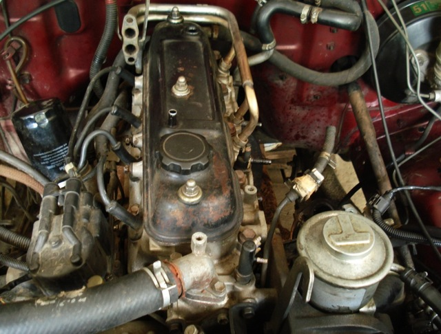 Двигатели Тойота Саксид: описание, характеристики, модификации
