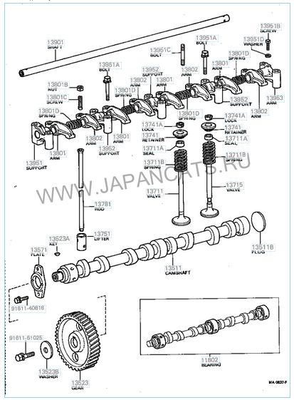 Двигатель toyota 1hd-ft: история, характеристики, преимущества и недостатки