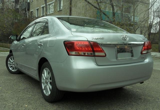 Двигатели Тойота Премио: поколения, описание, характеристики
