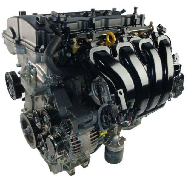 Двигатели Хендай ix35: история, технические характеристики, дизельные турбомоторы