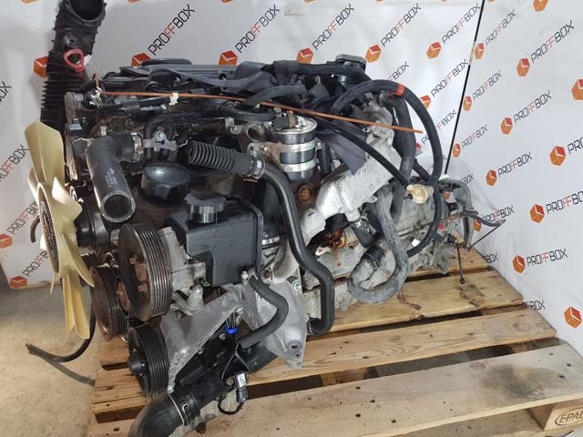 Двигатели om647 и om648 mercedes-benz: обзор моторов