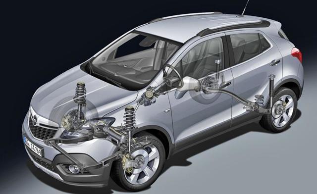 Двигатели Опель Мокка: какие устанавливали, характеристики, выбор