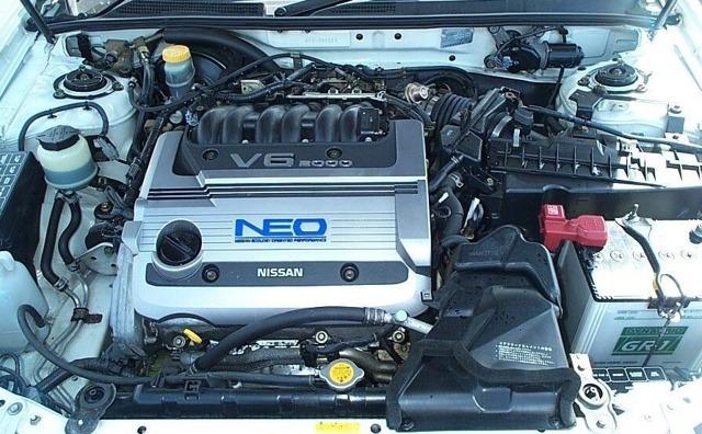Двигатель vq35de Ниссан: технические характеристики