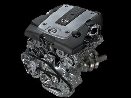Двигатели Ниссан Мурано: технические характеристики, надежность