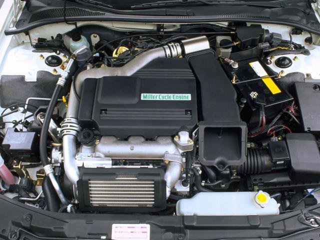 Двигатели Мазда Миления: технические характеристики