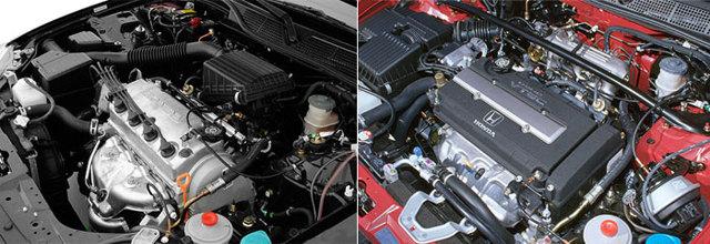 Двигатели d16a, d16b6, d16v1 honda: характеристики и возможности