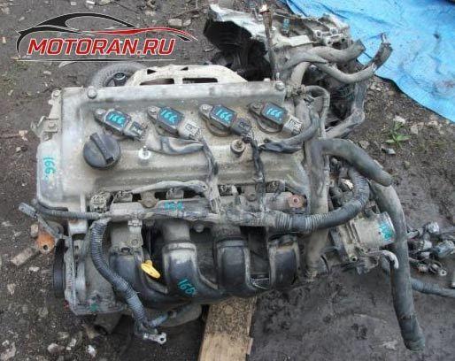 Бензиновый двигатель toyota 1nz-fe: характеристики и типичные проблемы