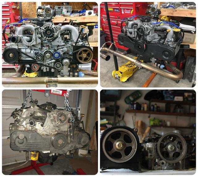 Двигатель ej251 subaru: характеристики, надежность, отзывы