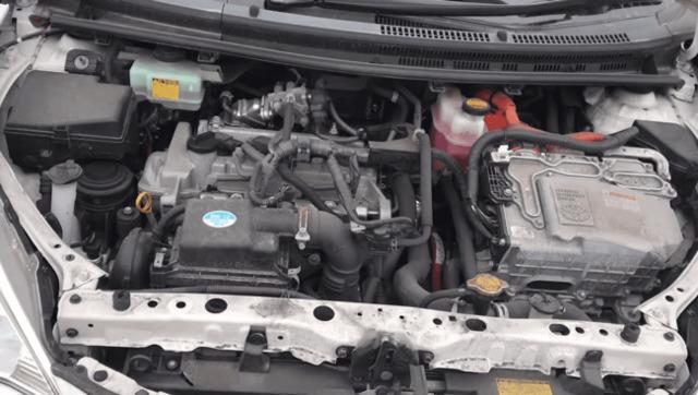 Двигатели Тойота Аква: характеристики, описание, особенности