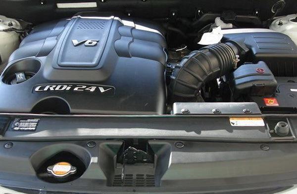 Двигатели Хендай ix55: история, технические характеристики