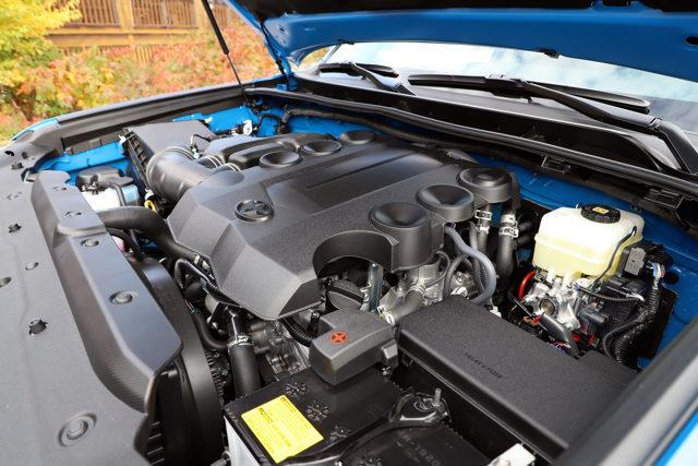 Двигатели Тойота Фораннер: описание, характеристики, таблица двигателей
