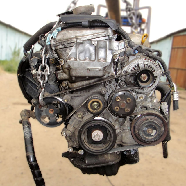 Двигатель toyota 2az-fe: характеристики, возможности и недостатки