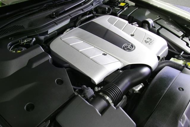 Двигатели toyota 1uz-fe и 1uz-fe vvt-i: харктеристики и опыт эксплуатации