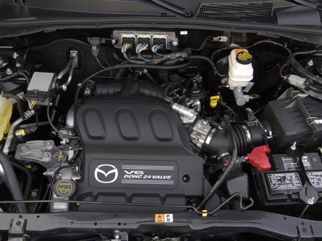 Двигатели Мазда Трибьют: технические характеристики
