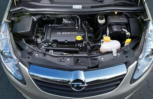 Двигатели Опель Корса: список, технические характеристики и особенности