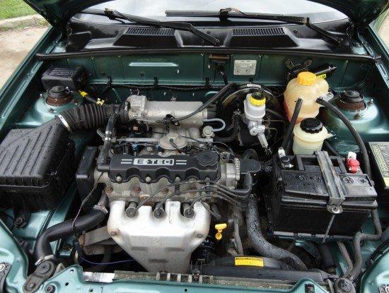 Двигатели Шавроле Ланос: технические характеристики, проблемы