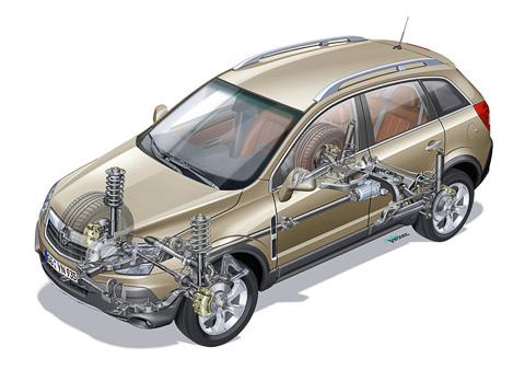 Двигатели opel antara: какие устанавливали, характеристики, надежность