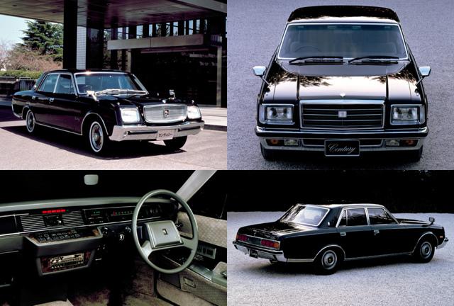 Двигатели Тойота Сенчури: поколения, описание, характеристики