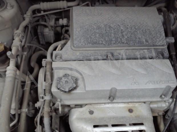 Замена ремня ГРМ на двигателе mitsubishi 4d56