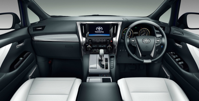 Двигатели Тойота Веллфайр: поколения, характеристики, модели