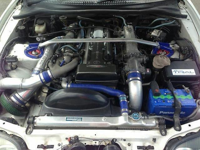 Двигатель toyota 1jz-gte (vvti, twin turbo). Характеристики и обслуживание