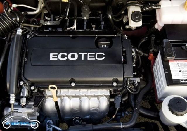 Двигатель f16d4 chevrolet: описание и регламент по обслуживанию