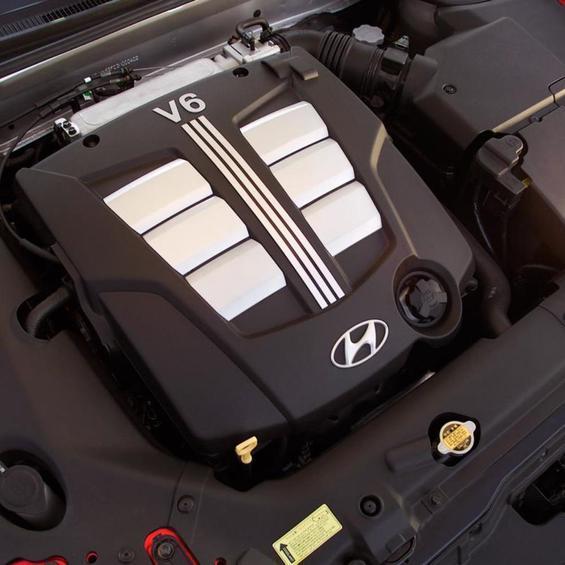 Двигатели Хендай Тибурон: история, технические характеристики