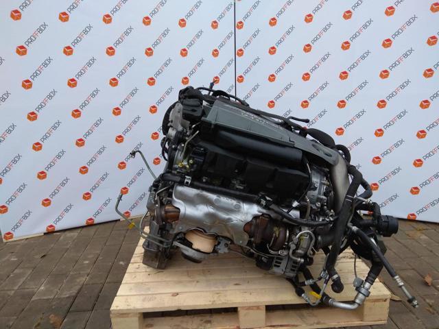 Двигатель m157 mercedes-benz: de 55al и de55la