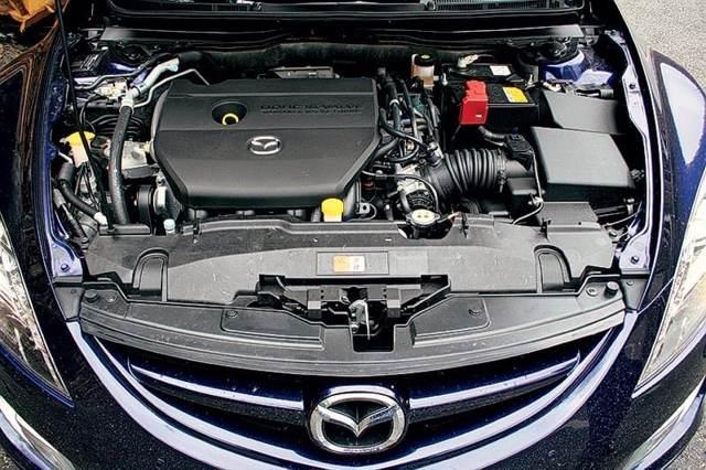 Двигатели Мазда 6 и Мазда 6 mps: надежность, технические характеристики