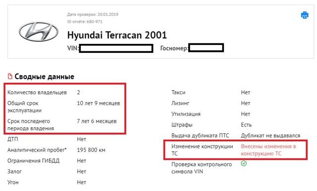 Двигатели Хендай Терракан: история, технические характеристики, комплектации