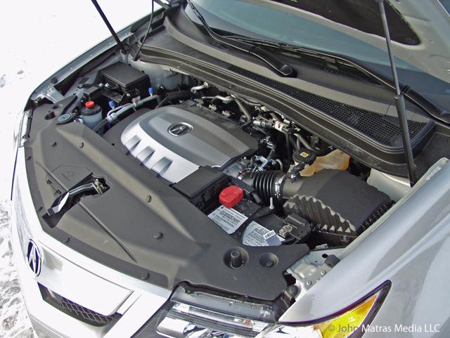 Двигатели Акура mdx: история создания, выбор мотора