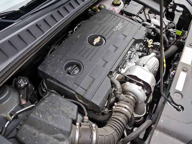 Двигатели Шевроле Орландо: технические характеристики