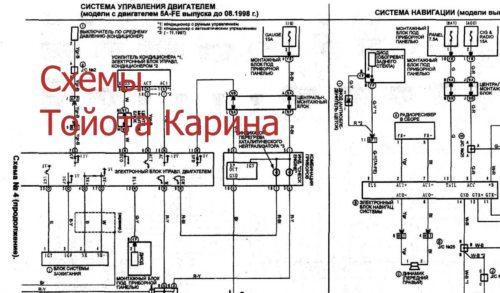 Двигатели Тойота Карина: характеристики,модели, плюсы и минусы
