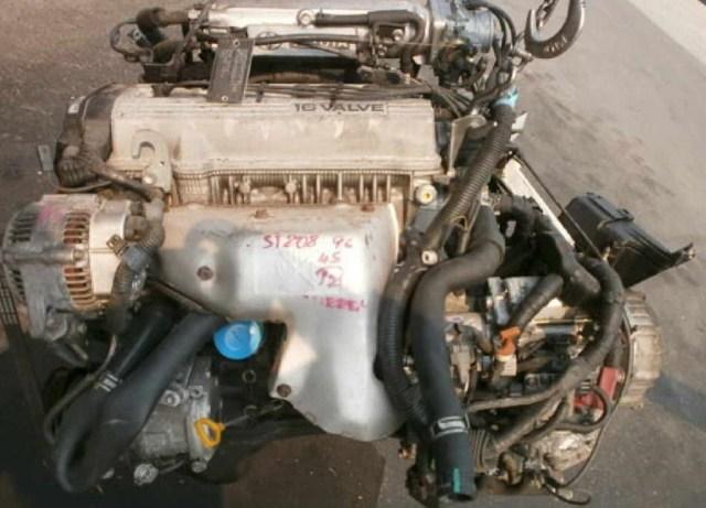 Двигатель 4s-fe toyota: характеристики, особенности, неисправности