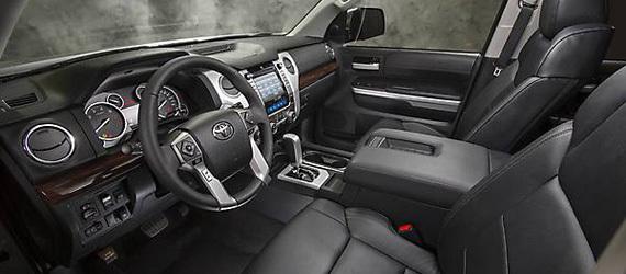 Двигатели Тойота Тундра: история, модификации, характеристики