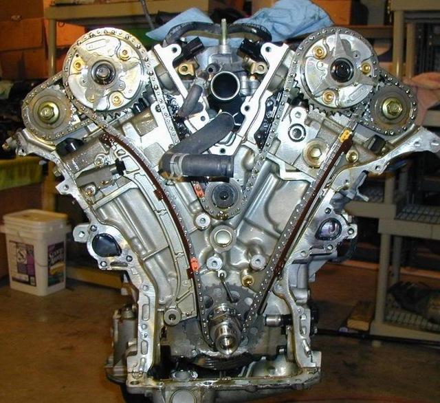 Двигатель 1gr-fe toyota: характеристики, слабые места, тюнинг