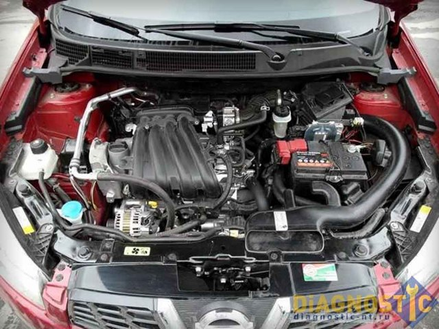 Двигатели Ниссан Жук: описание, надежность и ремонтопригодность