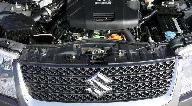Двигатели Сузуки g16a g16b: технические характеристики